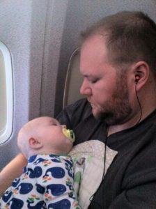babys1stplaneride