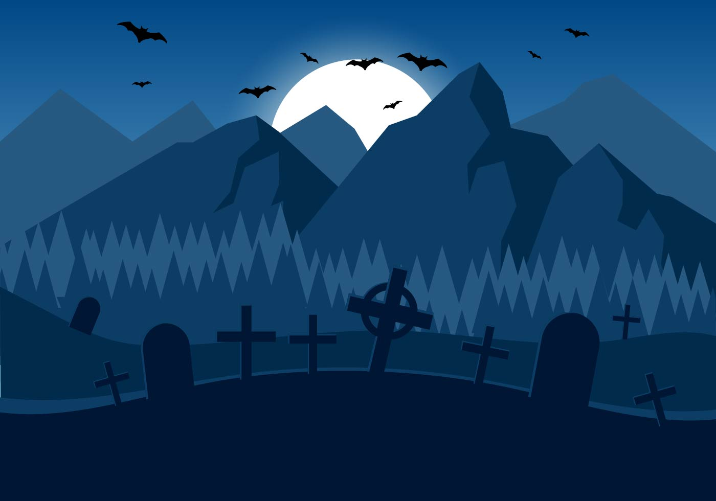 free-spooky-vector-halloween-night